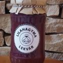 Lilahagyma lekvár balzsamecettel 370 ml