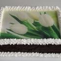 Tortafotó, Ehető fénykép , Ostya , Torta dekoráció Egyedi A4 méret