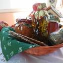 Karácsonyi fűszervarázs kosár, gasztroangyaloknak!