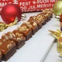 Csokoládés-diós karamella, Édességek, A csokoládés-diós karamella bonbont azoknak a kicsiknek és nagyoknak készítettem sok szeretett..., Ízporta