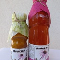 Echinacea csomag, Szörp, Gyümölcslé, A Bogyódomb Echinacea csomagjában most 3 üveg homoktövises Echinacea préslé és 1 üveg Bíbor..., Ízporta