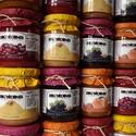 Diós kajszilekvár, Lekvár, Gyümölcs, zöldség, Magas gyümölcstartalmú (min. 70%), mesterséges anyagoktól, hozzáadott pektintől, tartósító..., Ízporta