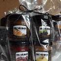 Mini lekvárok (40g x 4), Mini lekvárok, mini csomagban, különböző íze...