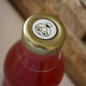 Eper szörp -  500 ml, Szörp, Napsütötte eperből készült szörp.   - A földieper az egyik legerősebb antioxidáns gyümölc..., Ízporta