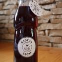 Bodzila (bodza-szilva) szörp - 500 ml , Kistermelői, kézműves bodza-szilva  szörp.   -...