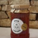 Eper lekvár - mentával370 ml, Lekvár, Napsütötte eperből készült lekvár, amit egy kis menta hozzáadásával bolondítottunk meg... ..., Ízporta
