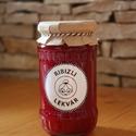 Ribizli lekvár - kakukkfűvel 370 ml, Kulinária (Ízporta), Lekvár, Kistermelői, kézműves ribizli lekvár, amely pikáns ízvilággal és csodálatos színnel vesz l..., Ízporta