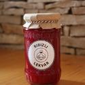 Ribizli lekvár - 370 ml, Lekvár, Kistermelői, kézműves ribizli lekvár, amely pikáns ízvilággal és csodálatos színnel vesz l..., Ízporta