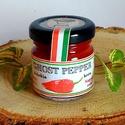 Ghost Pepper Jolokia krém, Naga Jolokia, avagy szellemchili paprikából kés...