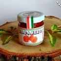 Habanero chilikrém, Gyümölcs, zöldség, Fűszer, Habanero red paprikából készült tömény natur chilikrém. Só és ecet mentes!  Tetszés szerin..., Ízporta