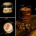 Csokis keksz alapanyag, Tészta, A keksz elkészítéséhez vaj és tojás hozzáadása szükséges, a többi száraz hozzávalót az..., Ízporta