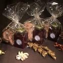 Mini ajándékcsomag, Készételek, Lekvár, Ajándékcsomag tartalma: -230 ml rózsaszilva lekvár -75 g almaszirom  Kiváló ajándék kollegá..., Ízporta
