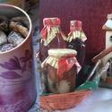 Karácsonyi Ajándékkosár .....édes csábítás., A egyre nagyobb mértékben felgyülemlő tárgyak...