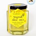nógrádi akác méz, a földrajzi származás szerinti megkülönbözte...