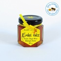 erdei méz (édesharmat) mini díszüvegben, Méz, ízletes, sötét barnás vöröses színű, sűrű méz.. köztudottan magas az ásványi anyag tar..., Ízporta