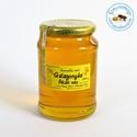 galagonyás akác méz, Méz, a galagonya virágzásakor hordott nektár nem lett kipergetve, így az akác nektárt ráhordták a..., Ízporta