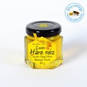 zselici hárs méz mini díszüvegben