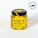 borostyán és kerti virágok méze, Méz, Kulinária, ha nem mi vesszük el a kereteket, és fedelezzük, s pergetjük ki belőle ezt a mézet, talán el ..., Ízporta