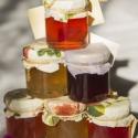 6 féle viráglekvár, Kulinária (Ízporta), Gyümölcs, zöldség, Lekvár, Egy igazán különleges ajándék a Rózsakunyhóból, amelyből megízlelheted a virágok ízeinek..., Ízporta