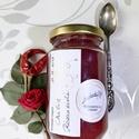 Chilis rózsazselé, Lekvár, Kulinária, Tüzes és erotikus, organikus luxus a Rózsakunyhóból. A nyári kert friss  rózsa ellenállhatat..., Ízporta