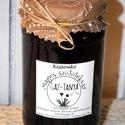 Magos szőlőlekvár, Szőlőlekvár fekete szőlőből.Hozzáadott cukr...