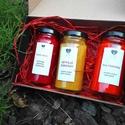 FAMILY BOX - Családi csomag, Kulinária (Ízporta), Készételek, Fűszer, Családi csomagunkban 3 db 90 ml-es mártás kerül, mely az alábbiakból válogathatók össze:  c..., Ízporta