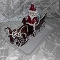 KARÁCSINYI GRILLÁZSOK!, Édességek, Családi fészek édes hangulata mellett karácsonyozni nagyon jó! A finom  EHETŐ grillázs diszek..., Ízporta