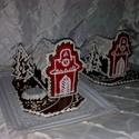 KARÁCSONYI GRILLÁZSOK!!, Édességek,  Családi fészek édes hangulata mellett karácsonyozni nagyon jó! A finom  EHETŐ grillázs disze..., Ízporta