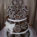 ÁLOM GRILLÁZS KOSÁR, Édességek, Szerelem, szerelem édes szerelem!!!  Ékes, hagyományőrző disze az ünnepi asztalnak.Nagyon fino..., Ízporta