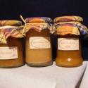 Őszi sárgák lekvárok, Lekvár, Édességek, Mindhárom termék a kertünkben termett őszi gyümölcsöket tartalmazza.  Zamatosak édesek, nem ..., Ízporta