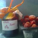 eper lekvár, Lekvár, Szedd magad akcióban szedett házi készítésű kevés cukor hozzáadásával készült eperlekvá..., Ízporta