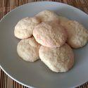 Narancsos keksz, Kulinária (Ízporta), Édességek, Omlós, narancsos keksz cukros bevonattal., Ízporta