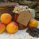 Csokis sárgabaracklekvár, Édességek, Lekvár, A sárgabaracklekvár önmagában is finom csemege, nincs is nélküle palacsinta! :) Na, de csokiva..., Ízporta