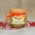 Chilikrém - Sárga Trinidadi skorpió, Fűszer, Extra erős Narancssárga Trinidadi Skorpió chilikrém sárga paradicsommal 40ml-es díszes üvegbe..., Ízporta