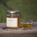 Levendulás méz, Méz, Műzlik, pelyhek, A pilisi méhek által gyűjtött mézet levenula ágyon érleltük, leszűrtük és a selymes íz a..., Ízporta