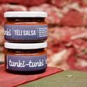 téli salsa szósz, Gyümölcs, zöldség, A téli salsa nevét onnan kapta, hogy asztalt paradicsomot használunk az elkészítéséhez. Karak..., Ízporta