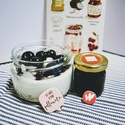 Receptkártya + cseresznyelekvár, Lekvár, Ajándékozz egy szuper receptet és lekvárt egyszerre! Két Goods from gardens alkotónk összeál..., Ízporta