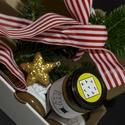 Karácsonyi ajándékdoboz - étcsokoládés, Valami igazán különleges ajándékot szeretnél...